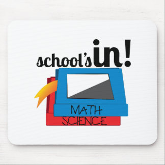 Schools In Mouse Pad