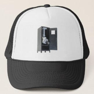SchoolSecurity042211 Trucker Hat