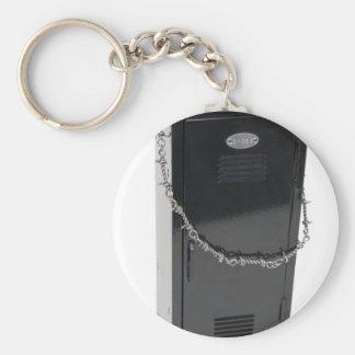SchoolSecurity062109 Llavero Redondo Tipo Pin
