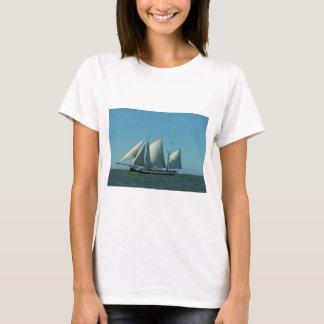 Schooner at Sea T-Shirt