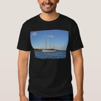 Schooner en las islas de Scilly Remera