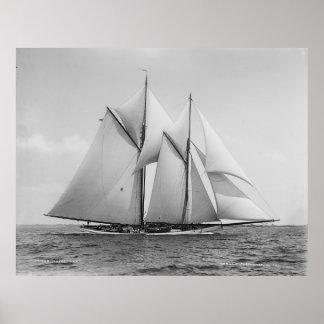 Schooner Mayflower Print