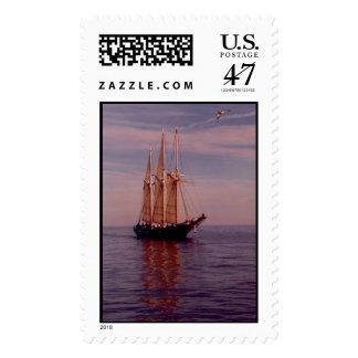 schooner postage