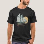 Schooner Yacht «America», 1851 T-Shirt