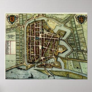 Schoonhoven - 1652 impresiones