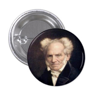 schopenhauer pinback button