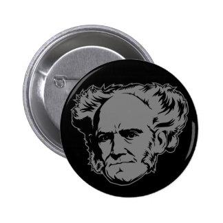 Schopenhauer Portrait Pins
