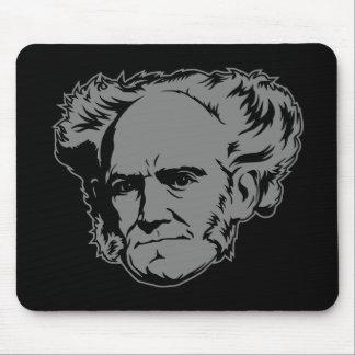 Schopenhauer Portrait Mouse Pad