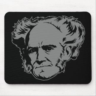 Schopenhauer Portrait Mousepad