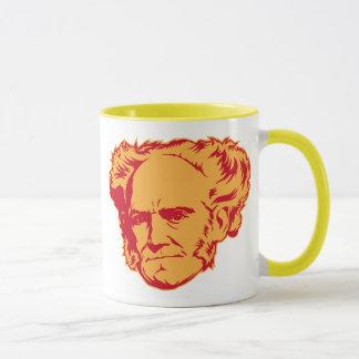 Schopenhauer Portrait Mug