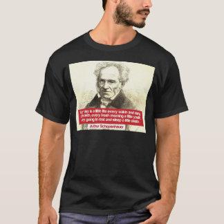 Schopenhauer T shirt
