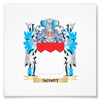 Schot Coat of Arms - Family Crest Photo Print