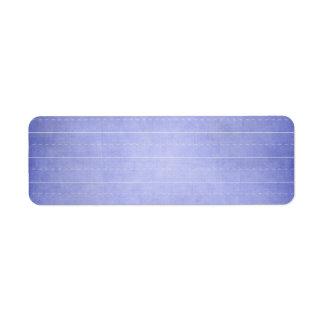 SCHPPR OCEAN BLUE RULED SCHOOL LINED PAPER EDUCATI LABEL