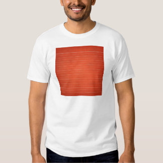 SCHPPR RICH RED RULED SCHOOL LINED PAPER EDUCATION T-Shirt