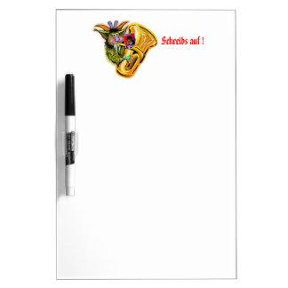 Schreibs up! Dry-Erase board