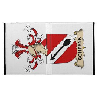 Schrenk Family Crest iPad Folio Covers
