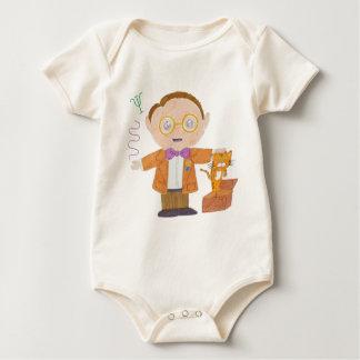 Schrödinger Baby Bodysuit