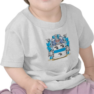 Schrodinger Coat of Arms - Family Crest T-shirts