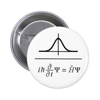 Schrödinger Equation Button