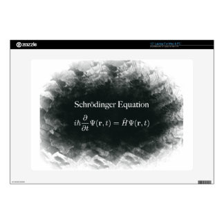 Schrödinger Equation Math & Quantum Physics Laptop Skins