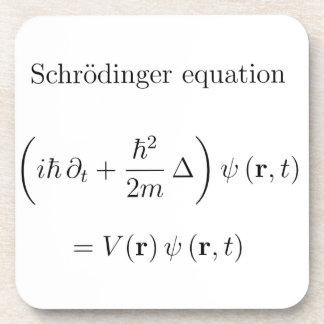 Schrodinger equation with name coaster