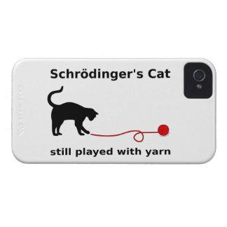 """Schrödinger's Cat"" Case-Mate iPhone 4 Cases"