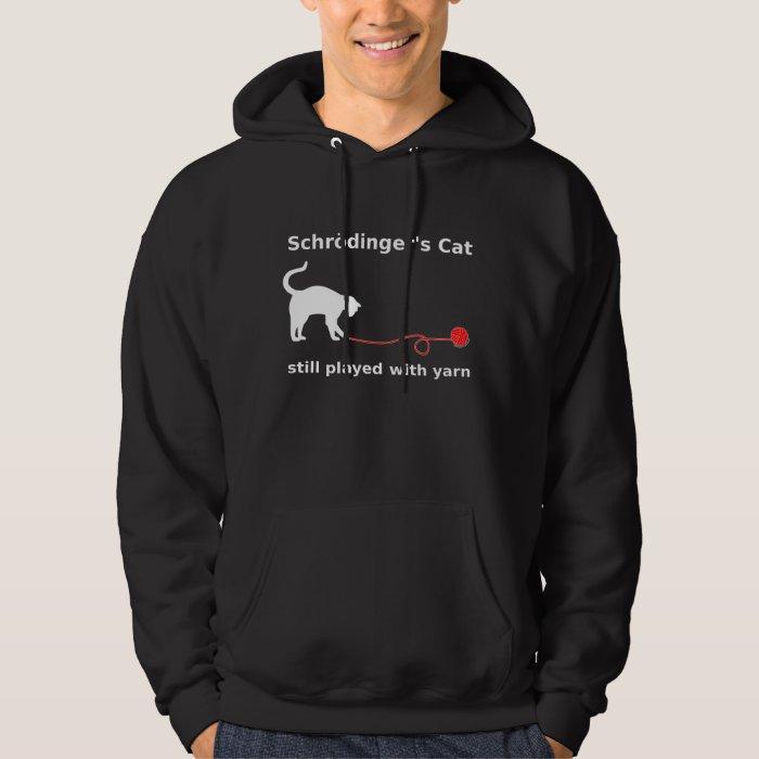"""""""Schrödinger's Cat"""" Hoodie (Dark)"""