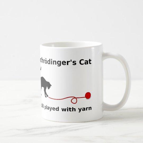 """Schrödinger's Cat"" Mug"