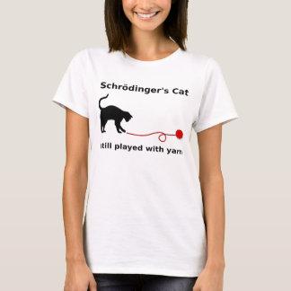 """""""Schrödinger's Cat"""" Shirt (Light)"""