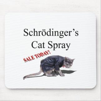 Schrodingercat Mouse Pad