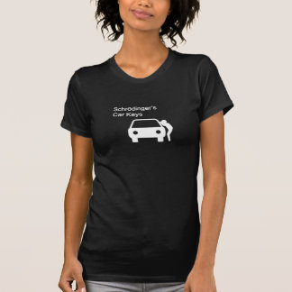 Schrodinger's Car Keys (dark apparel) T Shirts