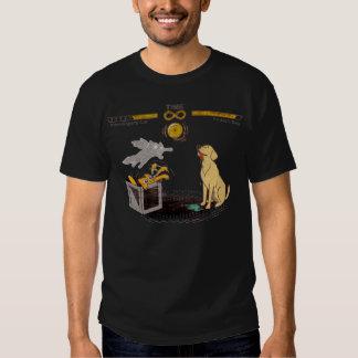 Schrodinger's Cat and Pavlov's Dog Shirts