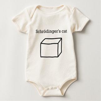 Schrödinger's Cat Baby Bodysuit