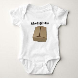 Schrodinger's Cat Box Baby Bodysuit