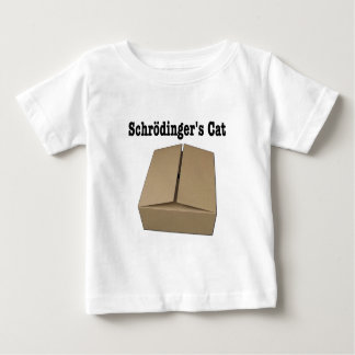 Schrodinger's Cat Box Baby T-Shirt