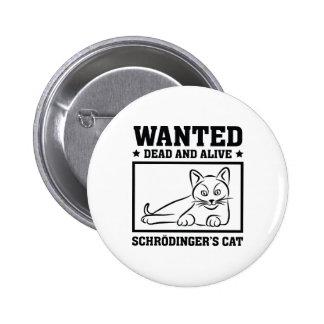 Schrodinger's Cat Button