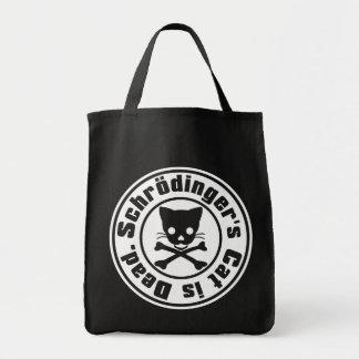Schrödinger's Cat is Dead. Tote Bag