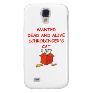 schrodinger's cat samsung s4 case
