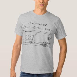 Schrödinger's Cat Tee Shirt