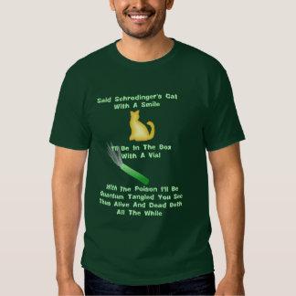 Schrodinger's Cat's Tale Tee Shirt