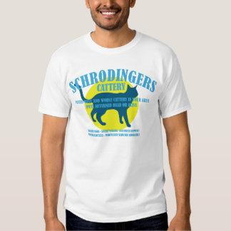 Schrodingers Cattery Tee Shirt