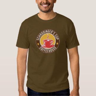 Schrodinger's Cup Coffeehouse Men's Tee