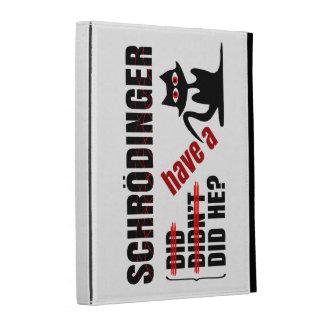 Schrodinger's Dillema iPad Folio Case