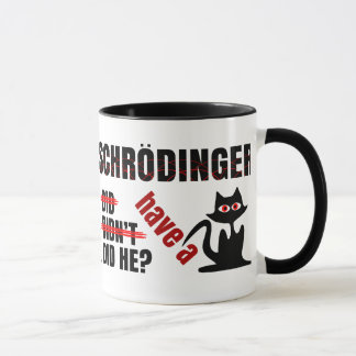 Schrodinger's Dillema Mug