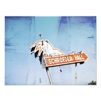Schroeder Hall Photograph