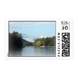 Schroon Lake Postage