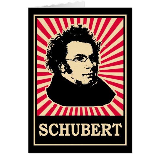 Schubert Card