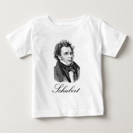 Schubert Playera De Bebé