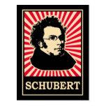 Schubert Post Card