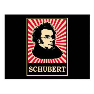 Schubert Postcard
